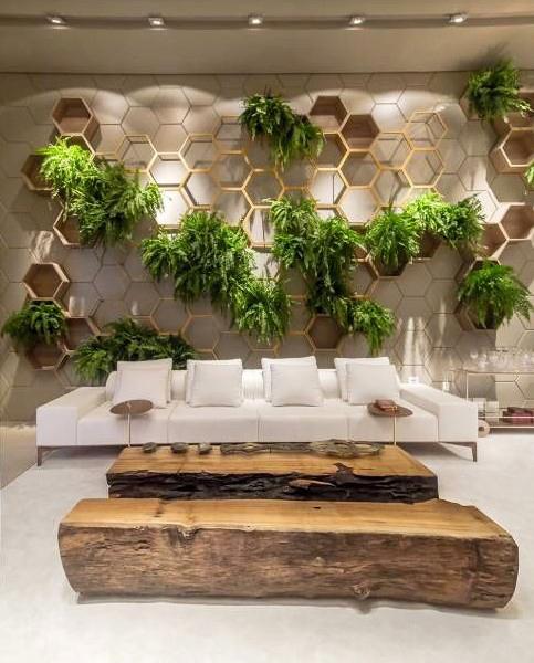 15 ý tưởng trồng cây trong nhà theo phong cách hiện đại, những người yêu cây nhất định đừng bỏ qua-17