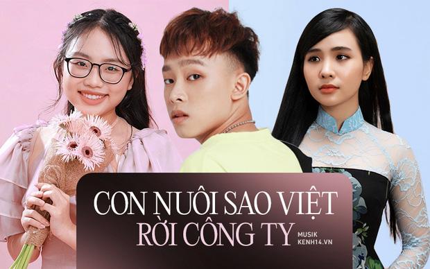 Khi các ca sĩ rời công ty quản lý của ba mẹ nuôi: Phương Mỹ Chi êm đẹp với Quang Lê, 2 người con nuôi của cố NS Phi Nhung đối lập hoàn toàn-1