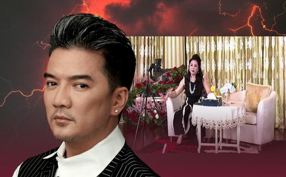 Bà Phương Hằng tố cáo Đàm Vĩnh Hưng khuất tất từ thiện: Hai bên tố giác qua lại sẽ đi đến đâu?-1