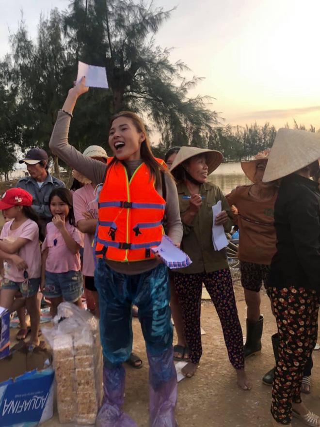 Thuý Diễm chính thức lên tiếng sau khi bị CEO Đại Nam gọi tên vào drama sao kê tiền từ thiện miền Trung!-7