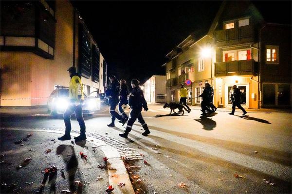 Na Uy rúng động vì 5 người bị bắn chết bằng cung tên-2