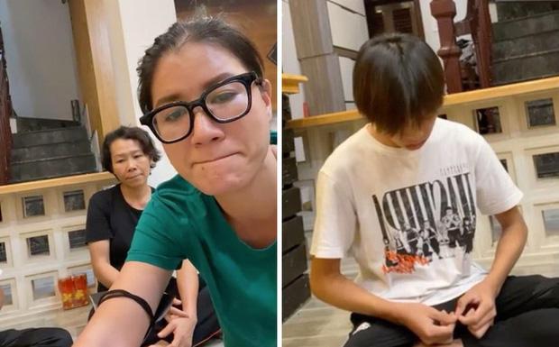 Hồ Văn Cường chỉ mặc 1 chiếc áo trong suốt 10 ngày từ dự lễ cầu siêu, nhận tiền cát-xê đến đi ra ngân hàng-3