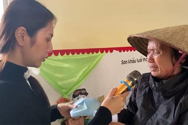 7 tỉnh miền Trung được Bộ Công an yêu cầu rà soát về hoạt động từ thiện của ca sĩ Thủy Tiên nói gì?-3
