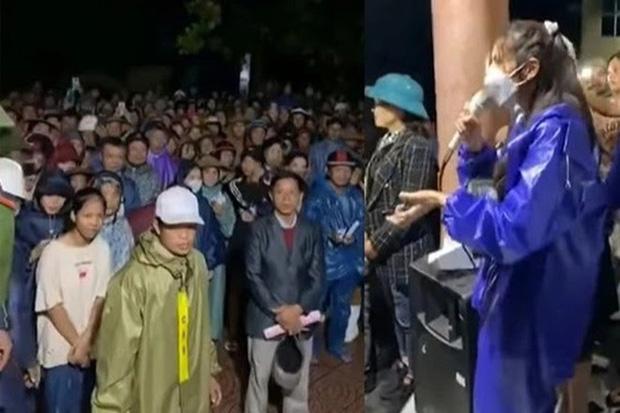 7 tỉnh miền Trung được Bộ Công an yêu cầu rà soát về hoạt động từ thiện của ca sĩ Thủy Tiên nói gì?-7