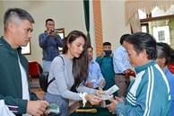 7 tỉnh miền Trung được Bộ Công an yêu cầu rà soát về hoạt động từ thiện của ca sĩ Thủy Tiên nói gì?