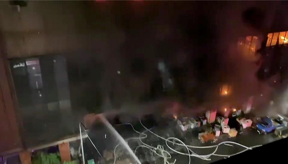 Cháy dữ dội chung cư cao tầng ở Đài Loan (Trung Quốc), ít nhất 46 người thiệt mạng-1