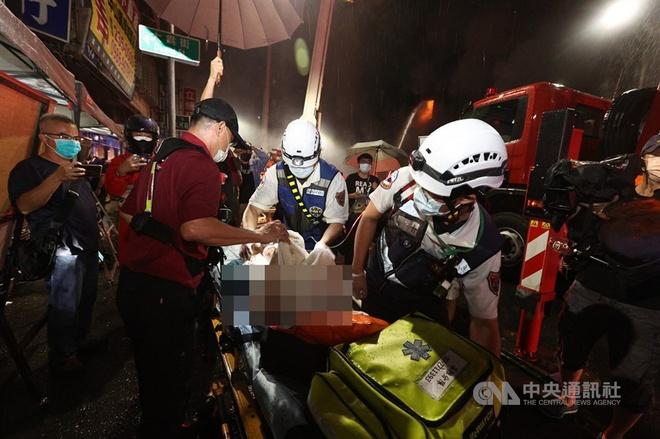 Cháy dữ dội chung cư cao tầng ở Đài Loan (Trung Quốc), ít nhất 46 người thiệt mạng-2
