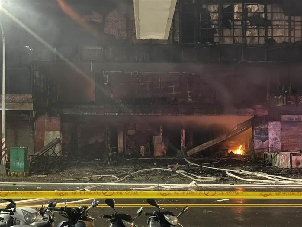 Cháy dữ dội chung cư cao tầng ở Đài Loan (Trung Quốc), ít nhất 46 người thiệt mạng-3