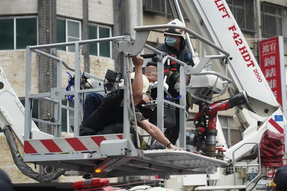Cháy dữ dội chung cư cao tầng ở Đài Loan (Trung Quốc), ít nhất 46 người thiệt mạng-6