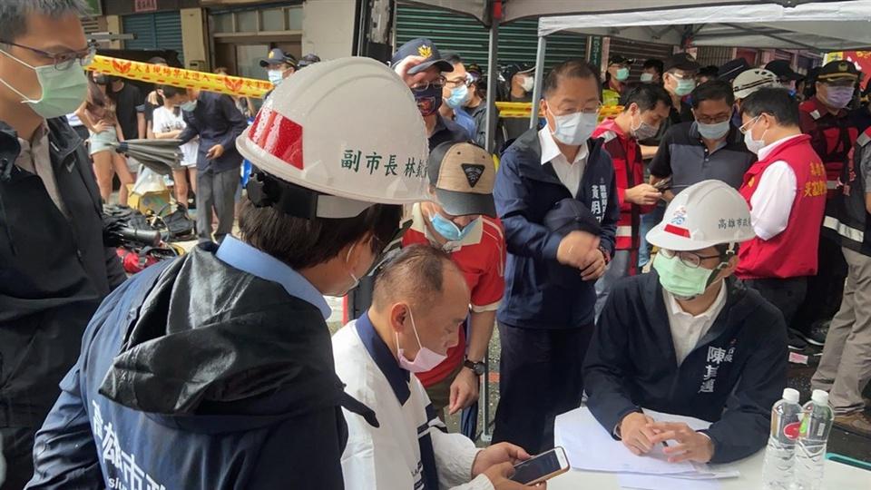 Cháy dữ dội chung cư cao tầng ở Đài Loan (Trung Quốc), ít nhất 46 người thiệt mạng-8