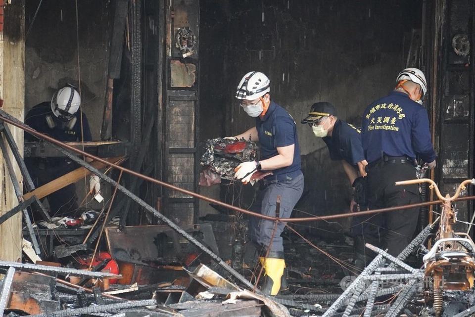 Cháy dữ dội chung cư cao tầng ở Đài Loan (Trung Quốc), ít nhất 46 người thiệt mạng-9