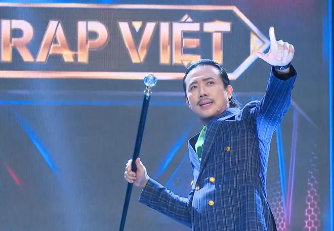 Rap Việt mùa 2 nhá hàng tập 1: Binz vẫn trung thành với cây hồng, LK chất nhất dàn HLV!-1