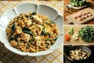 Cơm chiên ức gà: Món ăn hoàn hảo cho người ăn kiêng