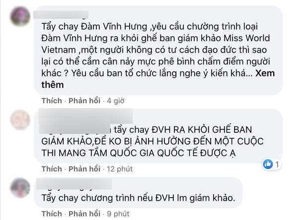 Đàm Vĩnh Hưng bị netizen phản đối chấm thi Miss World Vietnam 2021, lý do là gì?-3