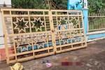 Cổng trường sập, trẻ mẫu giáo tử vong