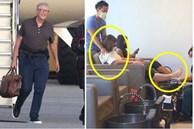 Tỷ phú Bill Gates lộ vẻ ngoài 'xuống cấp' trong khi vợ cũ thoải mái thư giãn, được trai trẻ phục vụ