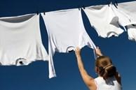 8 mẹo nhỏ giúp quần áo khô nhanh trong mùa mưa ẩm