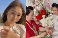 Hai nàng dâu nhà bà Phương Hằng cùng đọ kim cương 'hột nhãn', netizen soi kỹ tìm ra 1 điểm hoài nghi