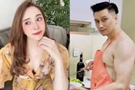 Quỳnh Nga lộ khe ngực sexy, đòi nắm tay ai đó ngày cuối tuần, Việt Anh 'chốt hạ' câu gì mà netizen đồng loạt thả 'haha'?