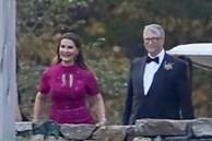 Khoảnh khắc tỷ phú Bill Gates và vợ cũ chung bước đặc biệt nhất trong đám cưới xa hoa của con gái