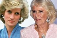 Tiết lộ 'động thái côn đồ' của bà Camilla đối với Công nương Diana trước hôn lễ với Thái tử Charles