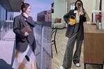 11 cách mặc blazer đen để các chị em không hóa 'nàng quạ héo' đầu tuần