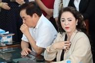 Bà Nguyễn Phương Hằng lại nói không bị ông Võ Hoàng Yên hành hung