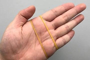 Đặt hai sợi dây chun vào chăn bông có thể giải quyết những vấn đề rắc rối lớn trong gia đình