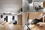 Cách bố trí phòng ngủ áp mái đầy cảm hứng, cho bạn những trải nghiệm mới mẻ, thú vị