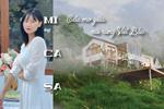 Bỏ phố về quê, cô gái trẻ thực hiện giấc mơ với căn nhà giữa núi rừng Việt Bắc