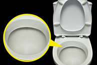 Vệ sinh bồn cầu từ 3 loại nguyên liệu dễ kiếm, các bước đơn giản mà vẫn loại bỏ tất cả các vết bẩn, nấm mốc lại khử trùng, khử mùi hiệu quả