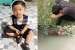 Công an khám nghiệm hiện trường, điều tra dấu hiệu phạm tội vụ bé trai qua đời sau 5 ngày mất tích