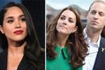 Cách Hoàng tử William 'trả thù' Meghan cho Công nương Kate khiến dư luận hả hê