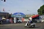 Hà Nội: Chợ Long Biên hoạt động trở lại sau hơn 2 tháng phong toả
