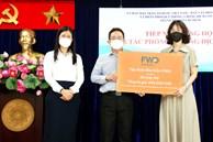 FWD góp hơn 23 tỷ đồng hỗ trợ phòng chống dịch Covid-19