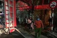 Hải Phòng: Cháy nhà 4 tầng, 2 vợ chồng và 3 cháu bé may mắn được cứu thoát