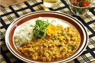 Đổi bữa với món cà ri trứng lạ miệng, đơn giản mà lại ngon!