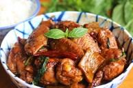 Cách làm gà xào kiểu Đài Loan