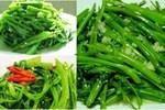 Bất kể loại rau gì, áp dụng mẹo này rau xào luôn xanh, nhìn hấp dẫn như nhà hàng