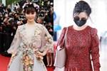 Style của Phạm Băng Băng như xoáy Âm Dương: Ở sự kiện là nữ hoàng, ra tới sân bay đố ai dám nhận mặt