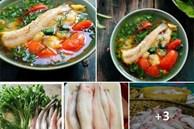 Loại cá đặc sản ở quê giá rẻ như cho, lên thành phố 250.000 đồng/kg tranh nhau mua