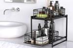 8 mẹo sắp xếp thông minh giúp mở rộng không gian phòng tắm