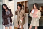 4 kiểu áo khoác nhẹ nhàng cho trời se lạnh, nàng nào cũng nên sắm để lên level mặc đẹp