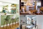 Ý tưởng tu sửa cho căn bếp nhỏ giúp thay đổi diện mạo mới mà vẫn đầy đủ chức năng