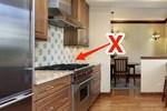 7 sai lầm phổ biến khiến phòng bếp đã nhỏ lại càng nhỏ hơn