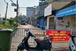 Hà Nội: Phong tỏa tạm thời con ngõ xuất hiện 3 ca mắc COVID-19 cộng đồng ở Long Biên