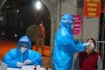 Hà Nội: Ổ dịch 'nóng' nhất ghi nhận thêm 5 ca dương tính SARS-CoV-2