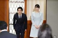 Công chúa Nhật Bản cùng chồng chính thức ra mắt công chúng, bày tỏ tình yêu mãnh liệt dành cho nhau