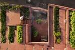 Nhà Mái Đỏ ở Quảng Ngãi thắng giải do tạp chí Quốc tế bình chọn: Nếp sống làng quê tái hiện bằng vườn trên mái, bếp củi và khu nuôi gà giữa căn nhà đầy chất nghệ