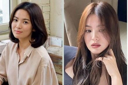 Có xinh đẹp đến mấy thì cũng xin Song Hye Kyo đừng diện màu son này!